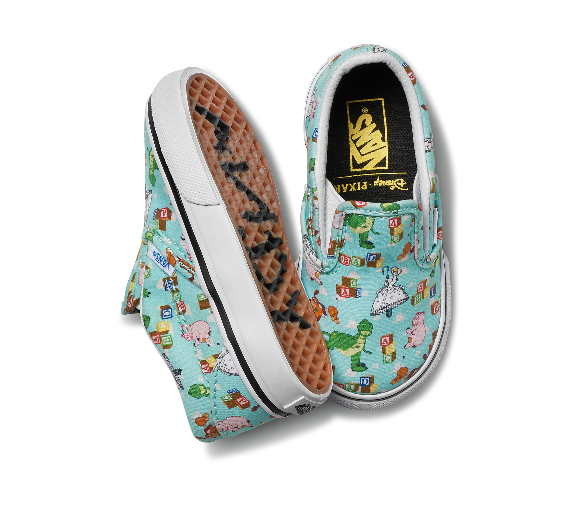8734cb41458d Vans launches Disney® Toy Story collection