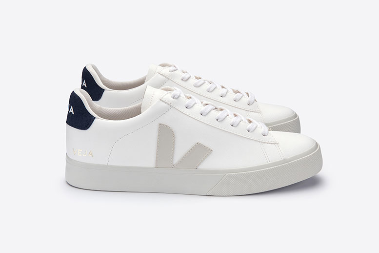 Veja launches a new vegan corn leather sneaker model