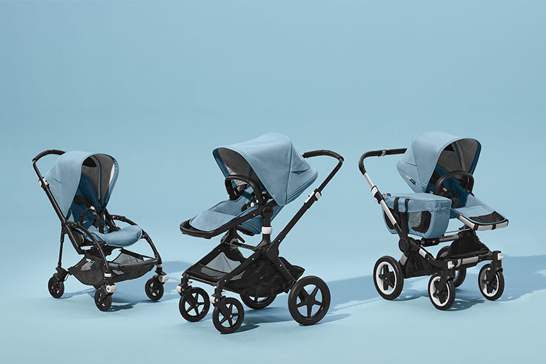 Bugaboo launches limited collection of PET bottles on the market