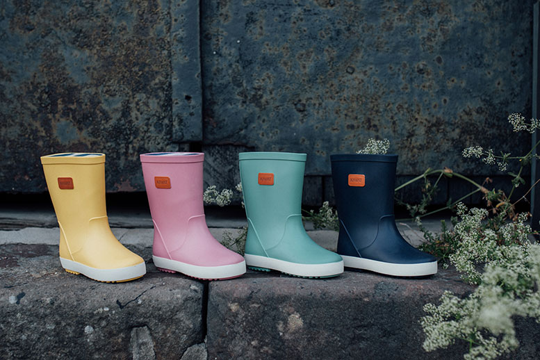 Kavat Launches Sugar Cane Rubber Boots On The Market