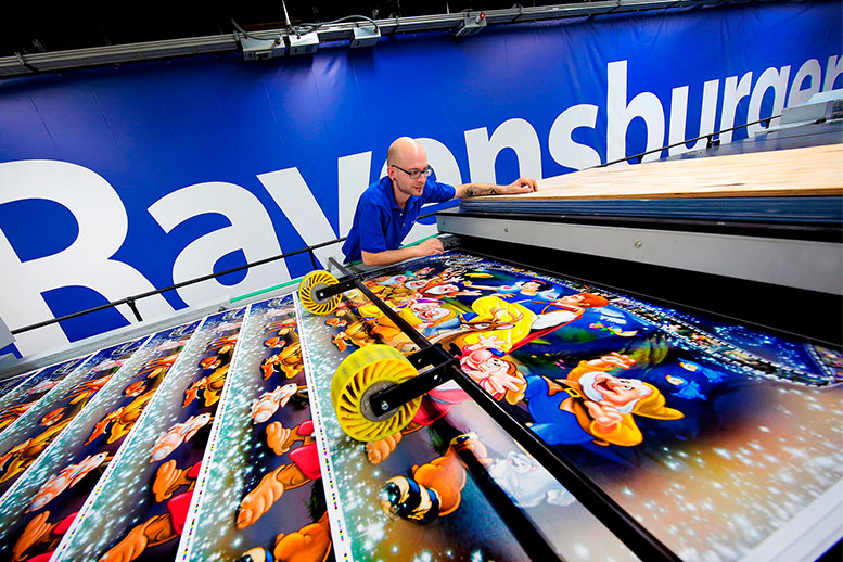 Ravensburger increases sales abroad through new acquisitions