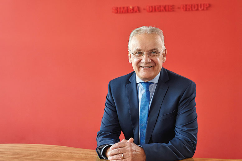Simba Dickie Group to invest 25 million euros in Germany