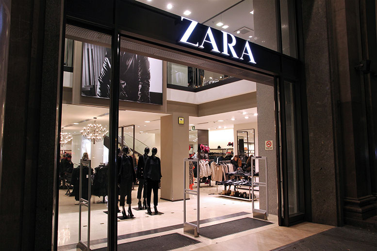 Zara and H&M decline in the ranking of the most valuable retail brands