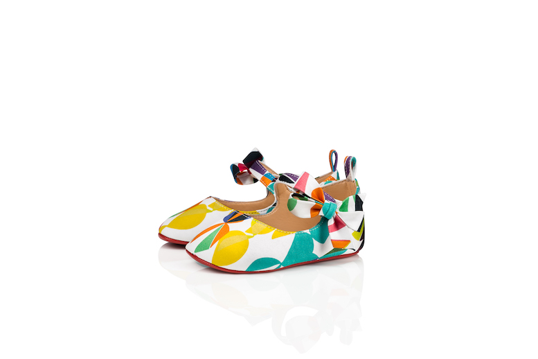 Capsule Collection – Christian Louboutin presents Baby and Mommy Line