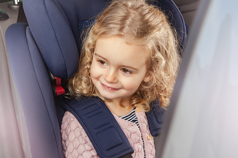 AVOVA child safety without frills. A new brand from Ulm grows wings.