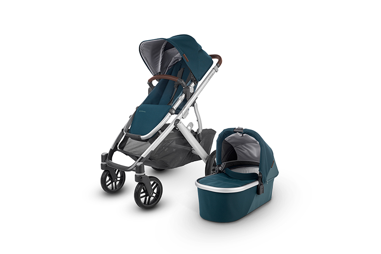 Off to the year 2020! UPPAbaby unveils product upgrades