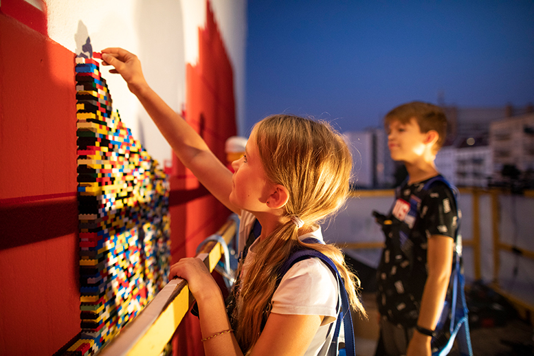 "Lego launches ""Rebuild the World"" creative building campaign"