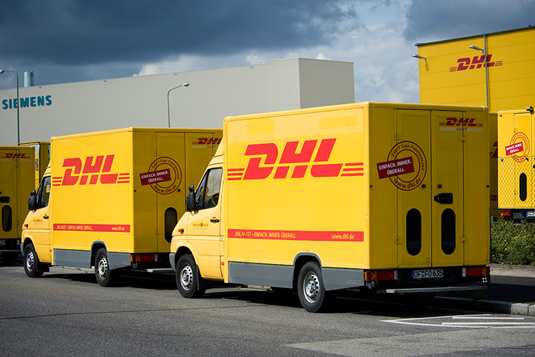 German retailers criticize high delivery traffic in inner cities